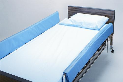 """Cushion Top Vinyl Bed Rail Pads, 60""""L"""