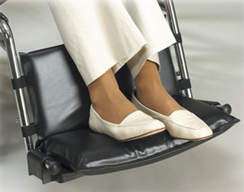 "Econo-Footrest Extender w/1"" Foot Pad"