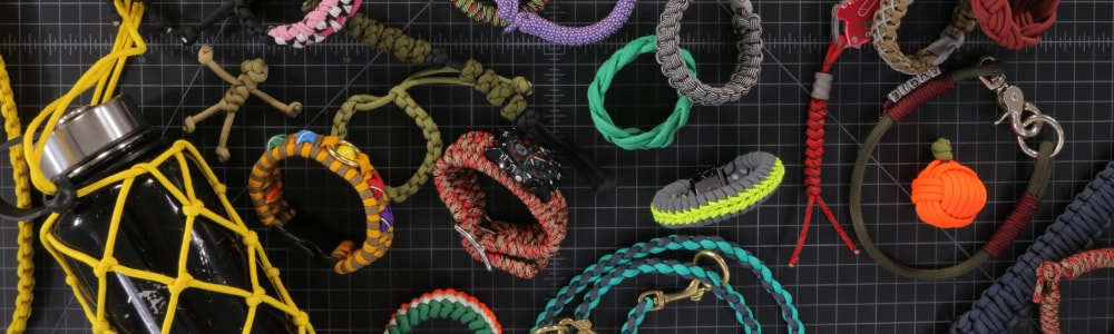 Paracord Creations