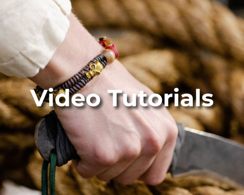 Paracord YouTube Tutorials