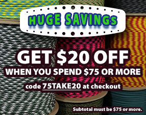 Get $20 off when you spend $75 or more