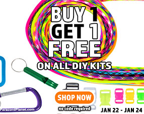 Buy 1 Get 1 Free On All DIY Kits