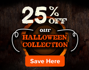 25% Off Halloween Collection