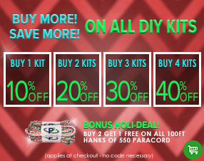 Buy More! Save More! On All DIY Kits