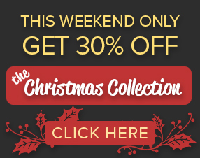 Get 30% Off the Chrismas Collection