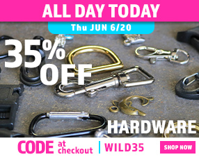 35% off all Hardware all day