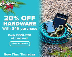 20% Off Hardware with $45 Purchase
