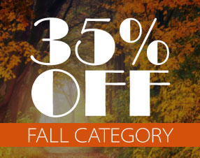 35% Off Fall Category