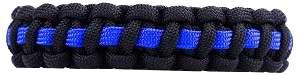police blue line bracelet
