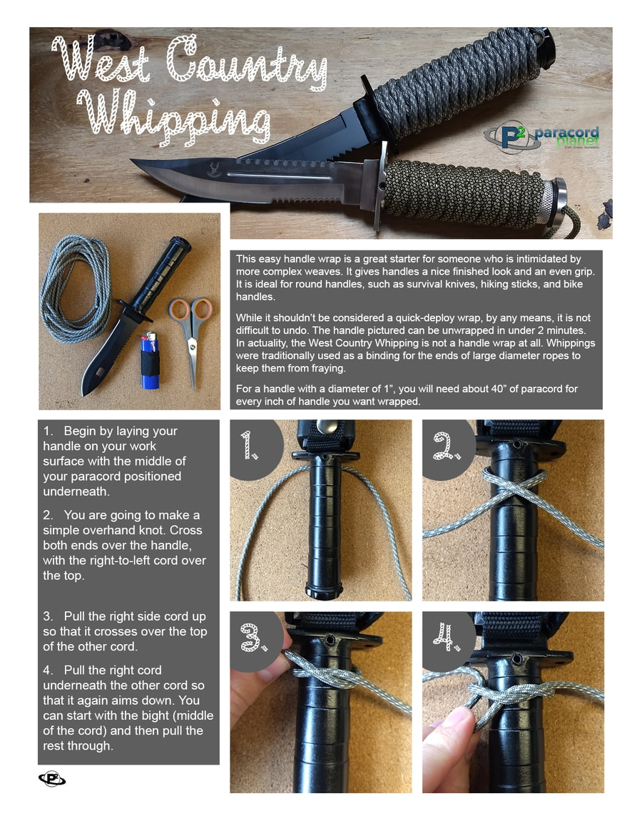 Whipping tutorial 1