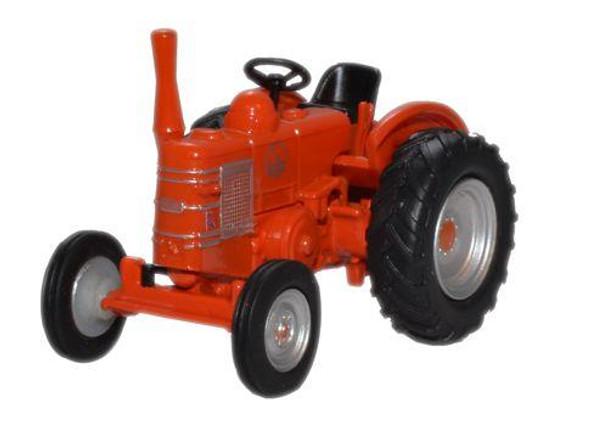 OXFORD DIECAST 76FMT002 - Field Marshall Tractor - Orange '00'