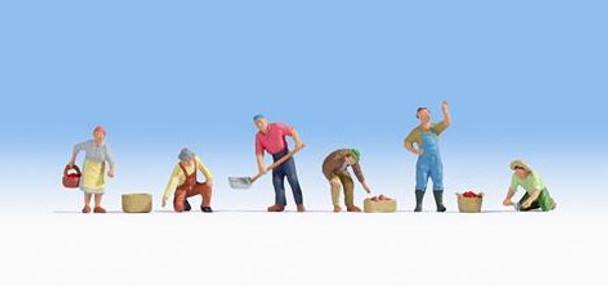 NOCH 15613 Harvesters 00/HO Model Figures