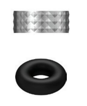 O-Ring Retainer Low Profile