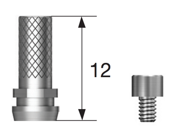 Multi Unit Temporary Cylinder