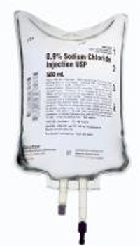 IV Fluid- 10 Bags, 500ML