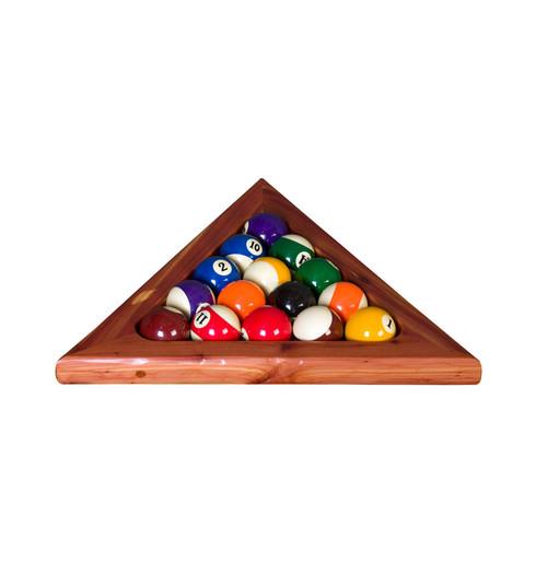 Rustic Billiard Triangles