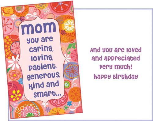 Birthday Mom Greeting Cards