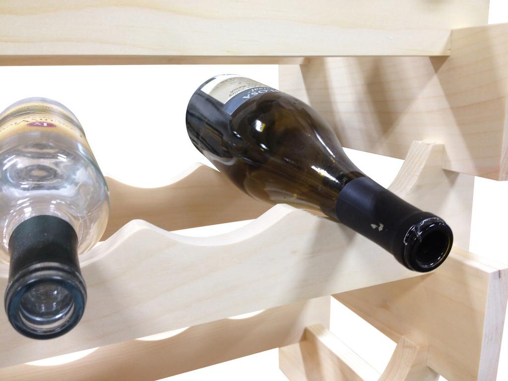 12 Bottles Wide Stack-A-Rack