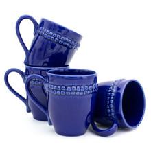 Sarar Mugs by St. Germain, Set of 4