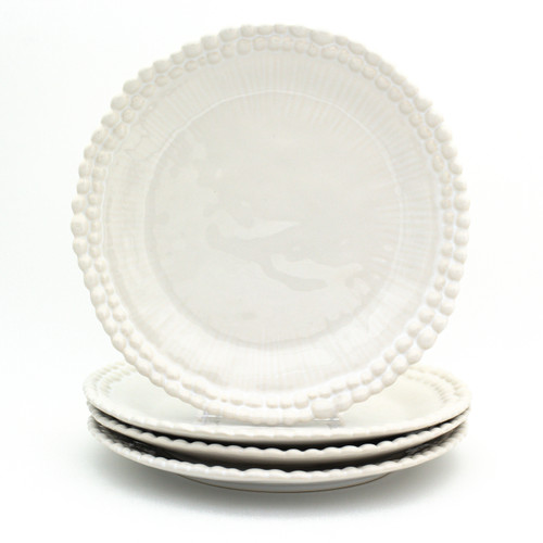 Sarar Dinner Plates by St. Germain, Set of 4