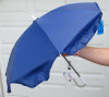"(Choose Color) Baby Carriage 27"" Umbrellas (Great For Rain Or Sun, Opens To Full 27"" Across)"