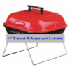 """14"""" inch Deluxe Portable Charcoal Grill"""