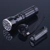 Monster Tactical Beast - Laser STAYS ON - 15-Led Flashlight & Laser Pointer - Constant On