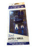 Acellories 3in1 Home Car Gift Box Set Chargers w/3ft Cable - BLUE