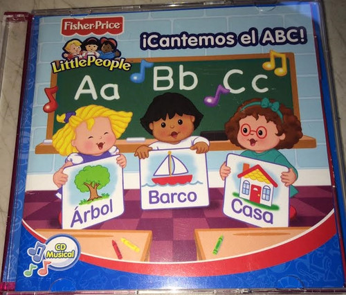 Little People iCANTEMOS El A B C! Cd