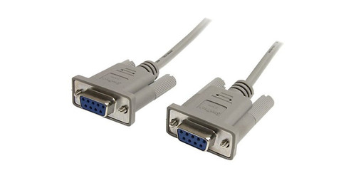 6ft Serial Printer Cable / DB9 / 5ftserial cable - 6 feet, 6'