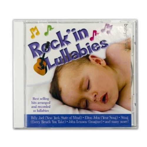 Rock'in Lullabies by Baby Basics