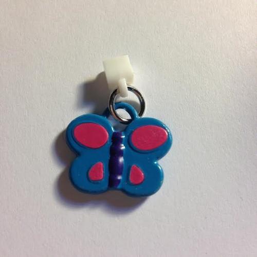 Pop Girl Ear Bud Charm: Butterfly