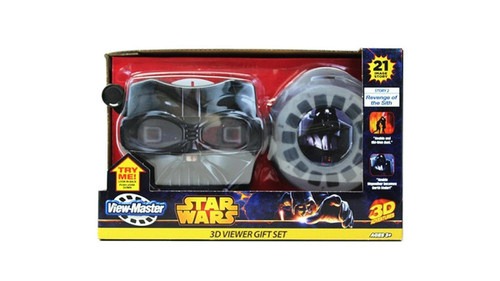 Star Wars 3d Viewer Master Gift Set