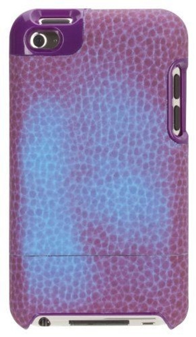 Griffin Purple Blue Mood Case Color Touch Apple iPod Touch 4th Generation