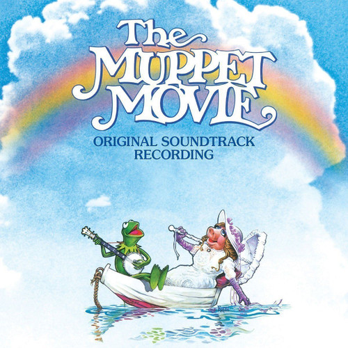 The Muppet Movie (Original Soundtrack Recording) CD - Nearly 35th Anniversary Edition