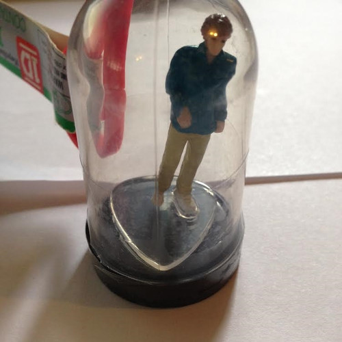 1D Keychain Micro: Liam