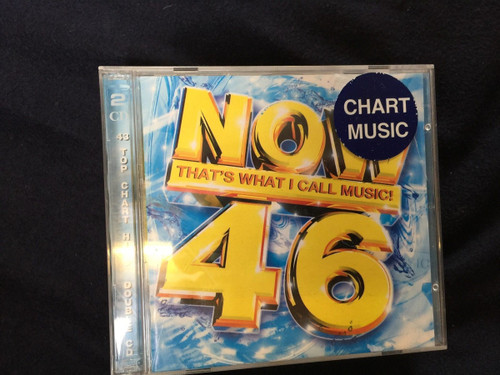 Now That's What I Call Music! 46 - Various Artists CD