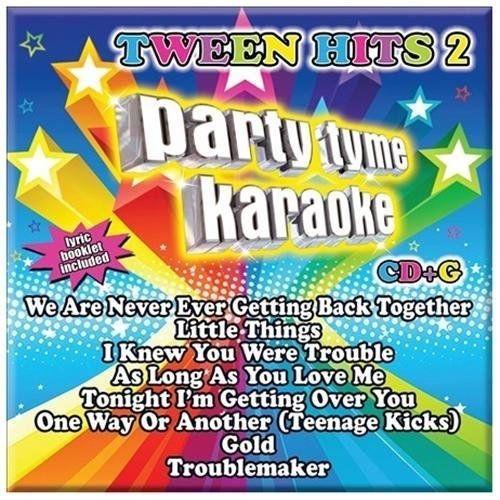 Party Tyme Karaoke- Tween Hits 2