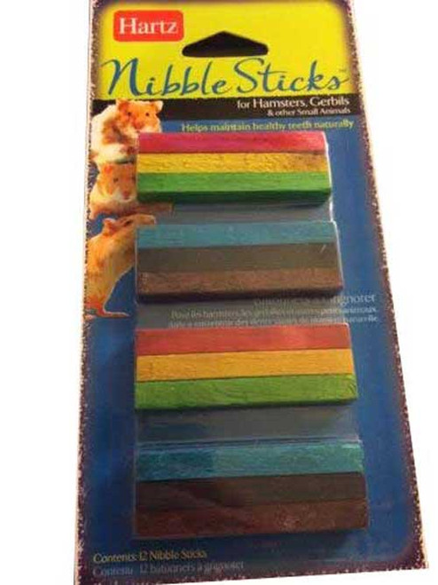 HARTZ NIBBLE STICKS