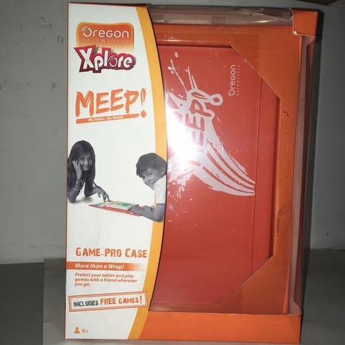 XPLORE Meep  Game pro Case More than a wrap