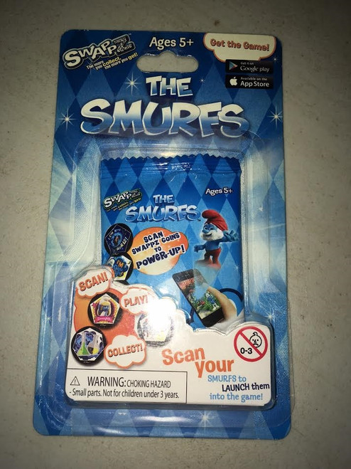The Smurfs Scan Swappz Going To Power Up!