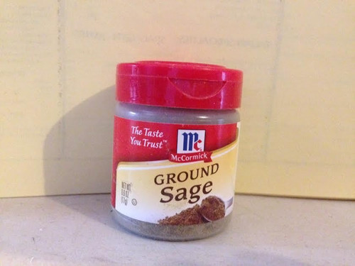 2x McCormick Ground Sage 6/16/16 contents .6oz