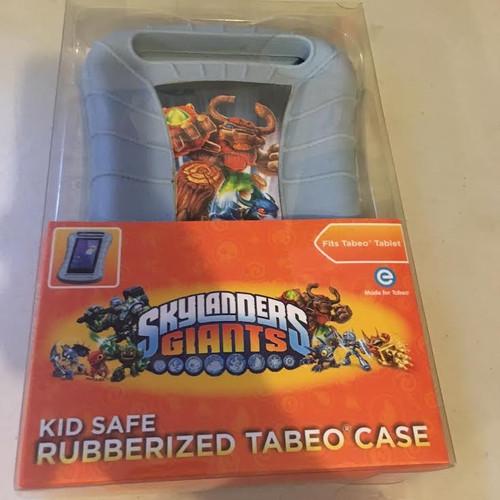 Skylanders Ruberized Tabeo Case