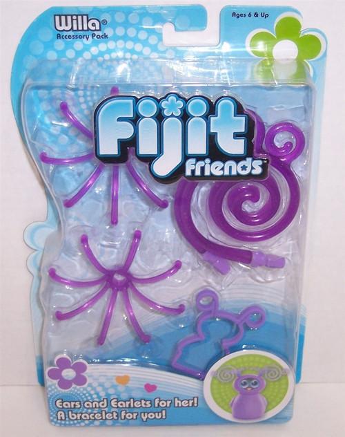 Purple Fijit Accessory