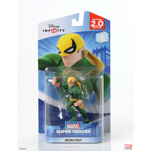 Marvel Super Heroes Iron Fist