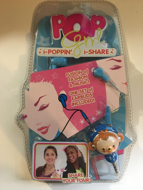 Pop Girl i-Poppin i-Share