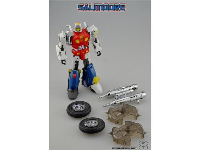 DX9 / Unique Toys - Salmoore