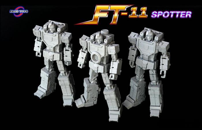 Fans Toys - FT-11-Spotter