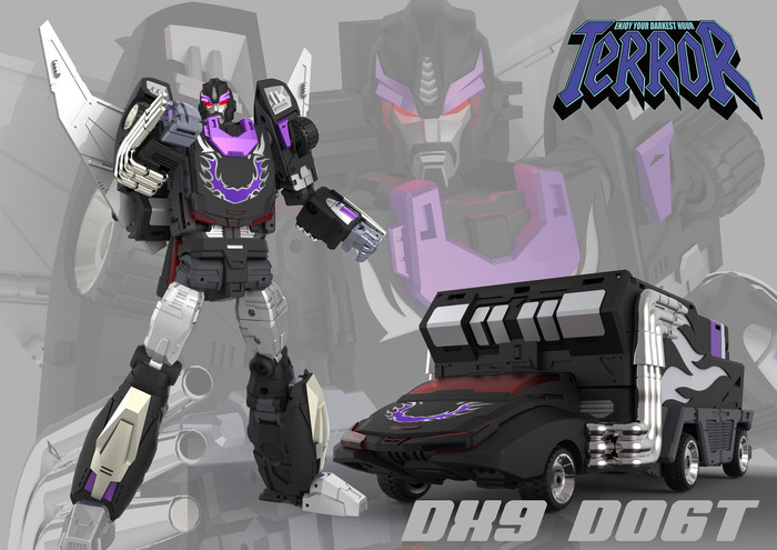 DX9 - D06T Terror (Limited Edition)