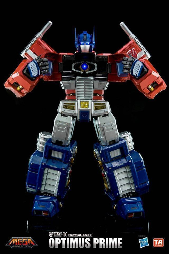 "Toys Alliance - MAS-01 Optimus Prime 18"" Action Figure"